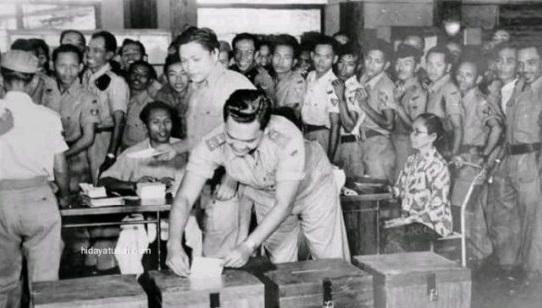 Metamorfosis Pengawasan Pemilu di Indonesia